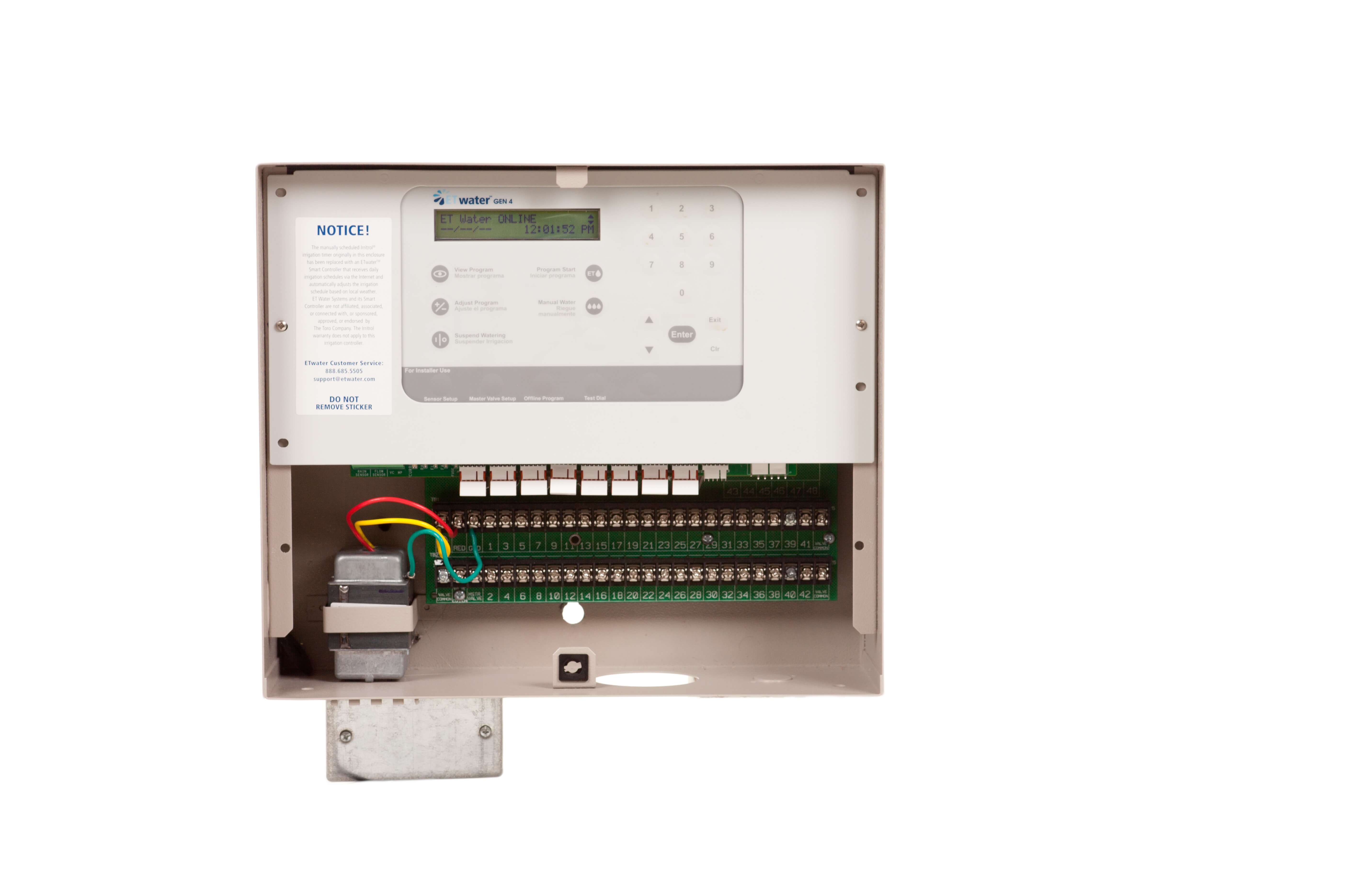 Eer | How to Specify Smart Controllers Weathermatic Controller Wiring Diagram on