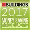 ETwater chosen as a 2017  money-saving product by BUILDINGS Magazine